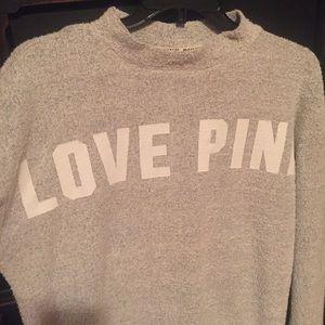 Victoria's Secret Love Pink Sweatshirt